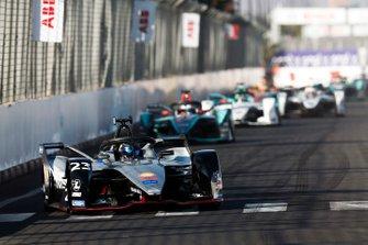 Oliver Rowland, Nissan e.Dams, Nissan IMO1, Mitch Evans, Jaguar Racing, Jaguar I-Type 3