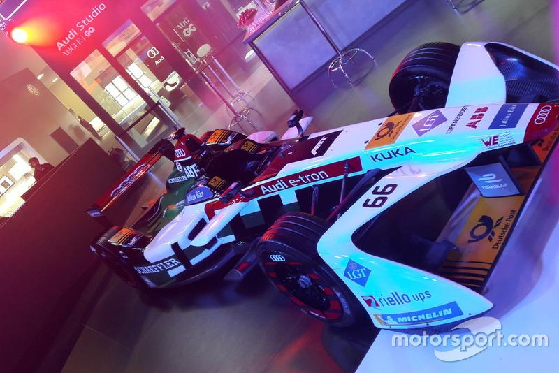 Fórmula E Audi - Daniel Abt