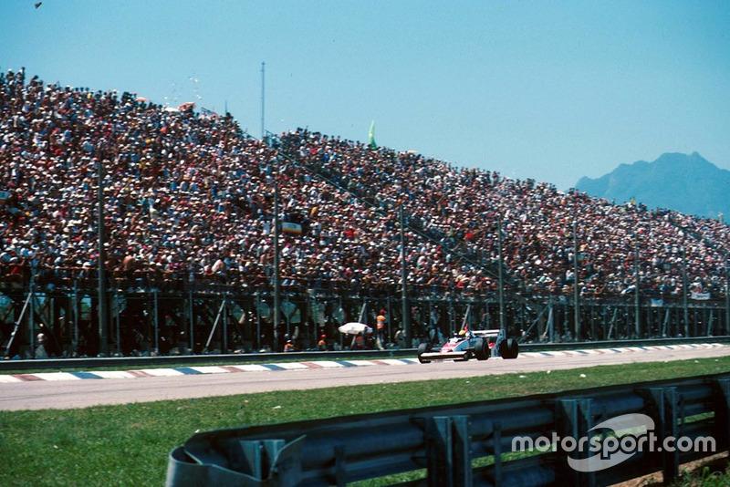 Jacarepaguá recebeu o GP regulamente de 1981 a 1989, sendo até palco de treinos de pré-temporada da F1 em algumas ocasiões.