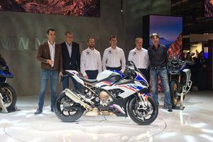 Presentazione Team BMW Motorrad
