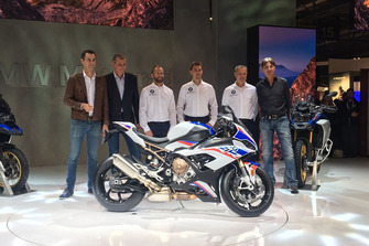 BMW Motorrad Team launch