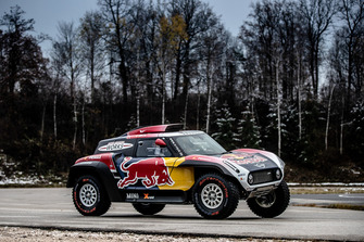 MINI John Cooper Works Buggy shakedown