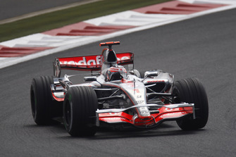 Fernando Alonso, McLaren MP4-22 Mercedes
