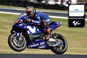 Maverick Viñales - Australian GP Tata Communications feature
