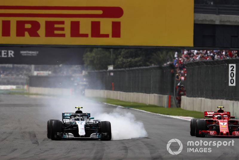 Valtteri Bottas - Mercedes: 7 puan