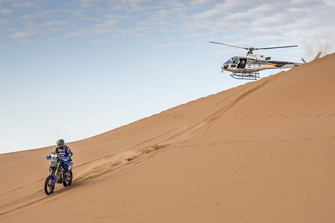 #9 Yamalube Yamaha Official Rally Team: Xavier De Soultrait