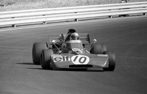Peter Revson, Tyrrell 001