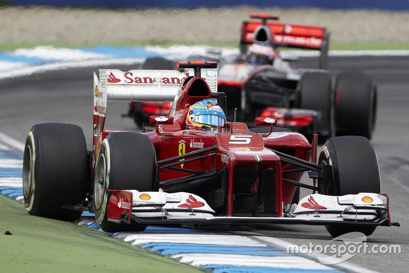 2012 : Grand Prix d'Allemagne