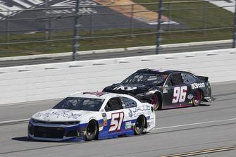 Cody Ware, Rick Ware Racing, Chevrolet Camaro Jacob Companies Jeffrey Earnhardt, Gaunt Brothers Racing, Toyota Camry Xtreme Concepts / iK9