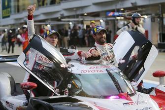 Yarış galibi#7 Toyota Gazoo Racing Toyota TS050: Mike Conway, Kamui Kobayashi, Jose Maria Lopez