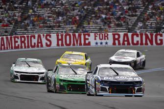 Jamie McMurray, Chip Ganassi Racing, Chevrolet DC Solar