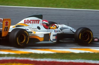 Johnny Herbert, Lotus 107C Mugen-Honda
