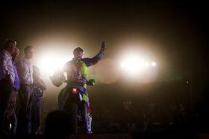#24 Sherco TVS Rally Factory: Adrien Metge