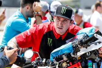 Рики Брабек, Monster Energy Honda Team