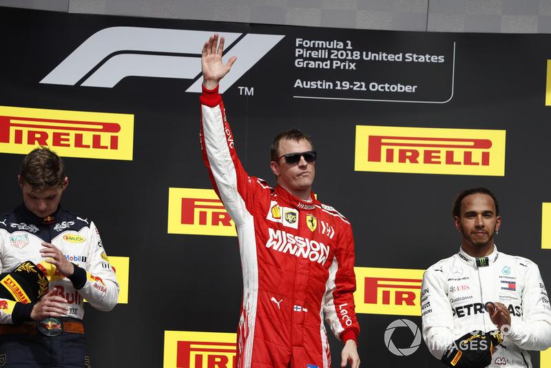 """""""Conducir es lo único que amo de la F1"""". Kimi Raikkonen"""