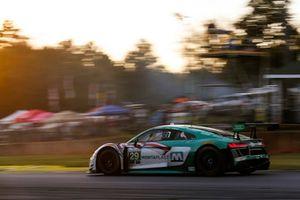 #29 Montaplast by Land Motorsport Audi R8 LMS GT3, GTD: Christopher Mies, Daniel Morad, Sheldon van der Linde