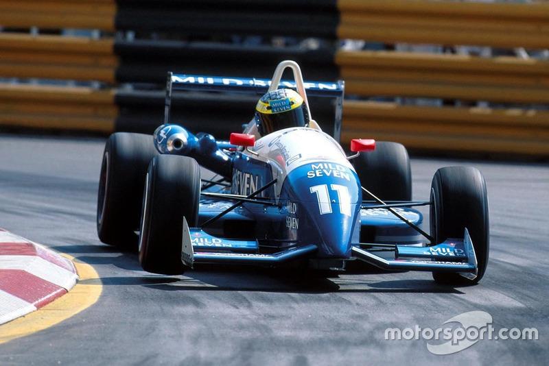 1993: Ralf Schumacher steigt in die Formel 3 ein