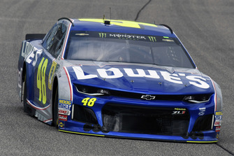 Jimmie Johnson, Hendrick Motorsports, Chevrolet Camaro Lowe's Rookie Throwback