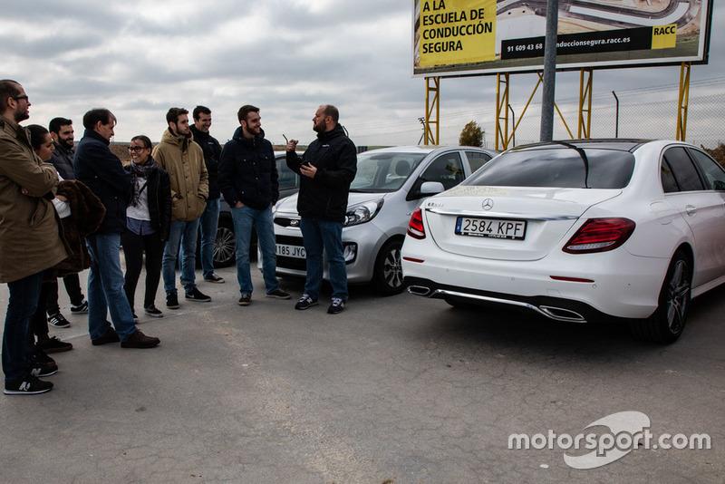 II Curso de Conducción y Nuevas Tecnologías BOSCH - Motor1.com España - Motorsport.com