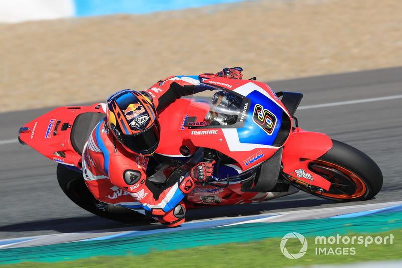 Stefan Bradl, Honda WSBK Team