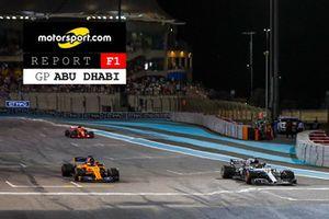 Report GP di Abu Dhabi