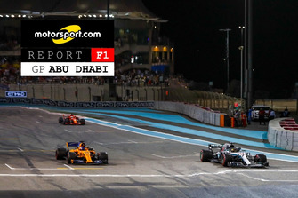 Report GP di Abu Dhabi