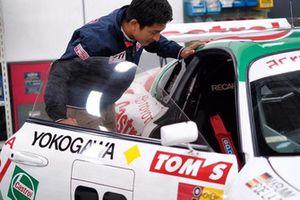 Rio Haryanto, Toyota Team Indonesia, Castrol TOM'S Supra
