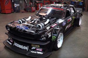 Ken Block S1 400 hp Hoonicorn Mustang