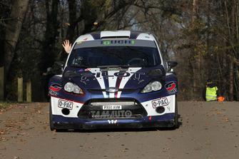 Marco Spinelli, Andrea Vimercati, Ford Fiesta