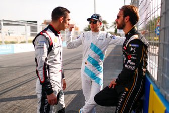 Sébastien Buemi, Nissan e.Dams, Stoffel Vandoorne, HWA Racelab, Jean-Eric Vergne, DS TECHEETAH