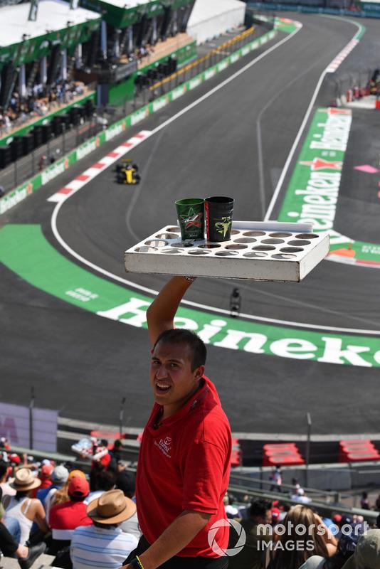Szerkesztői TOP - péntek - Mexikói Nagydíj - F1 2018
