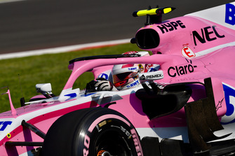 Nicholas Latifi, Racing Point Force India VJM11