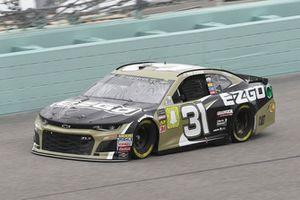 Ryan Newman, Richard Childress Racing, Chevrolet Camaro E-Z-GO
