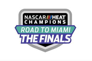 NASCR Heat Champions Road to Miami - The Finals logo