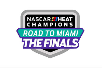 NASCR Heat Champions Road to Miami - The Finals logo