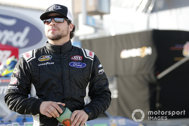 Jesse Little, JJL Motorsports, Ford F-150 SkuttleTight