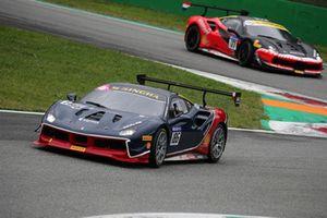 Ferrari 488 #127, Baron Motorsport: Tommy Lindroth