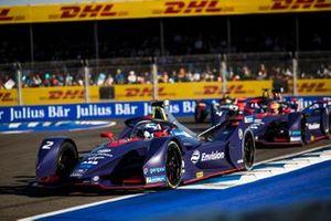 Sam Bird, Envision Virgin Racing, Audi e-tron FE05, Robin Frijns, Envision Virgin Racing, Audi e-tron FE05
