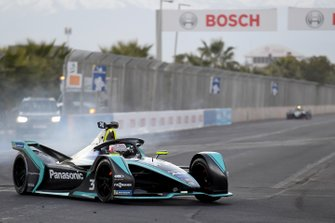 Nelson Piquet Jr., Jaguar Racing, Jaguar I-Type 3, blokkeert