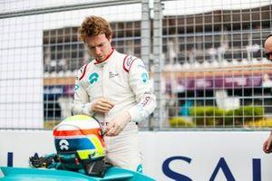 Oliver Turvey, NIO Formula E Team, NIO Sport 004, gets ready on the grid