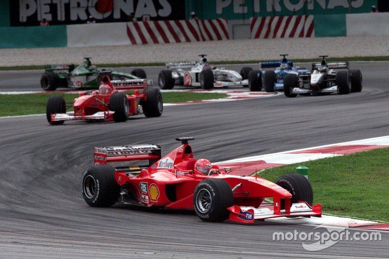 GP da Malásia 2000