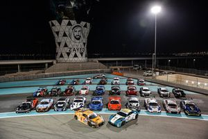 All cars of the Gulf 12hours