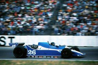 Jacques Laffite, Ligier JS11
