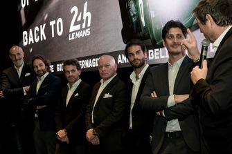 Presentazione del film The Italian Spirit of Le Mans, back to 24h