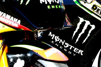 Monster Yamaha Tech 3, dettaglio