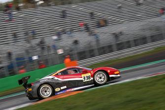 #338 Ferrari 488, Scuderia CAVA - Ferrari of San Diego: Kevan Millstein