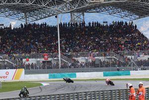 Valentino Rossi, Yamaha Factory Racing, en tête