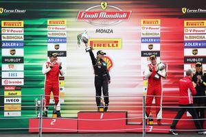 Podio Trofeo Pirelli AM