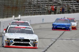 Cole Custer, Stewart-Haas Racing, Ford Mustang Autodesk