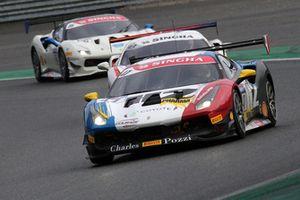 #47 Ferrari 488, Charles Pozzi: Henry Hassid